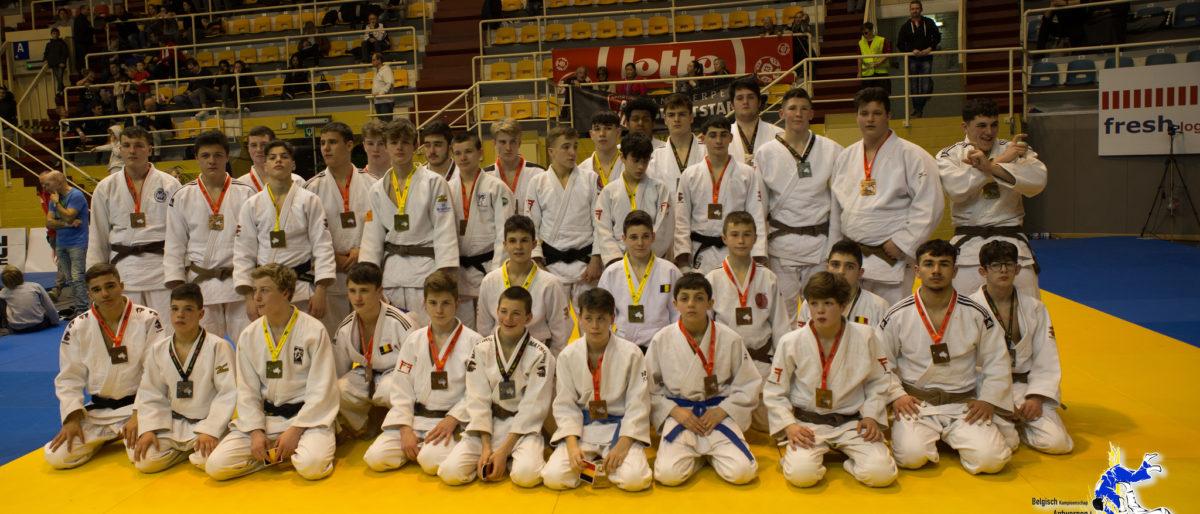 Permalien vers:Médaillés Hommes – Championnat National 2019 – Jeunes